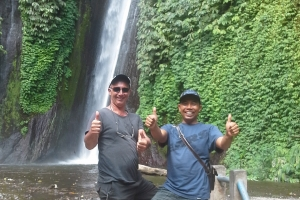 waterfalls Bali Tour Guide