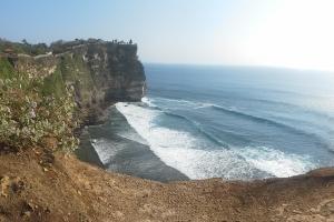 Bali Tour Guide cliff