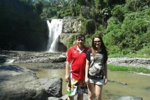 Bali Tour Guide waterfalls