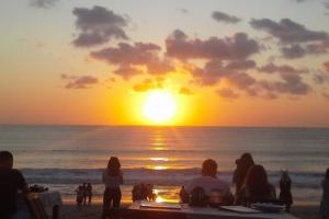 Bali Tour Guide sunset