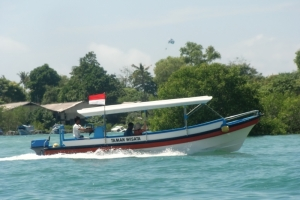 Bali boat tour