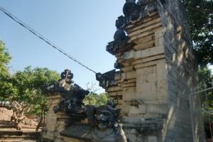 Bali traditional pura