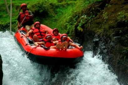 Bali White Water Rafting Adventures