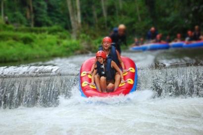 Bali River Tubing Tour