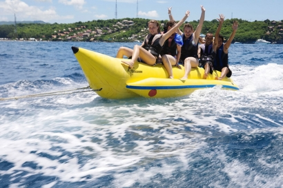 Water Sports Banana Boat Nusa Dua